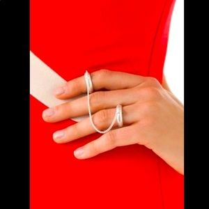 Maison Martin Margiela chain double Ring